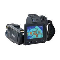 FLIR T640 열화상카메라